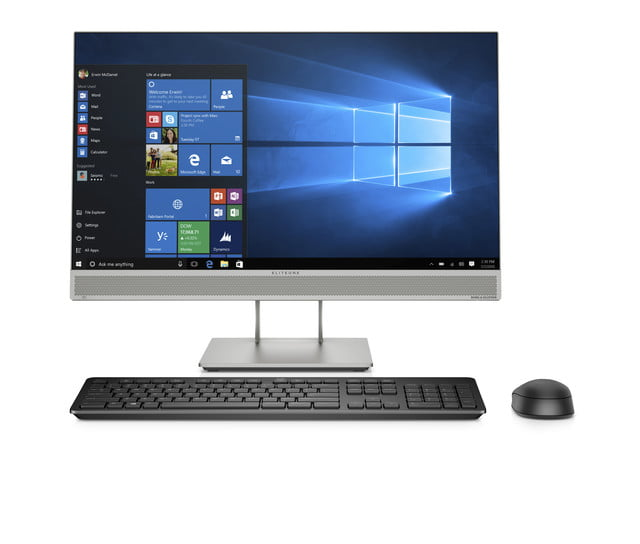 hp launches new monitors and all in one ces 2019 eliteone 800 g5 aio front