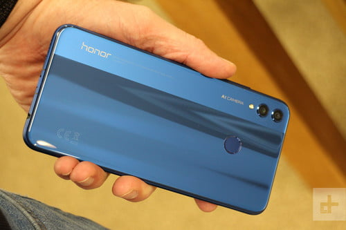 Honor 8X Hands-On Review | Digital Trends