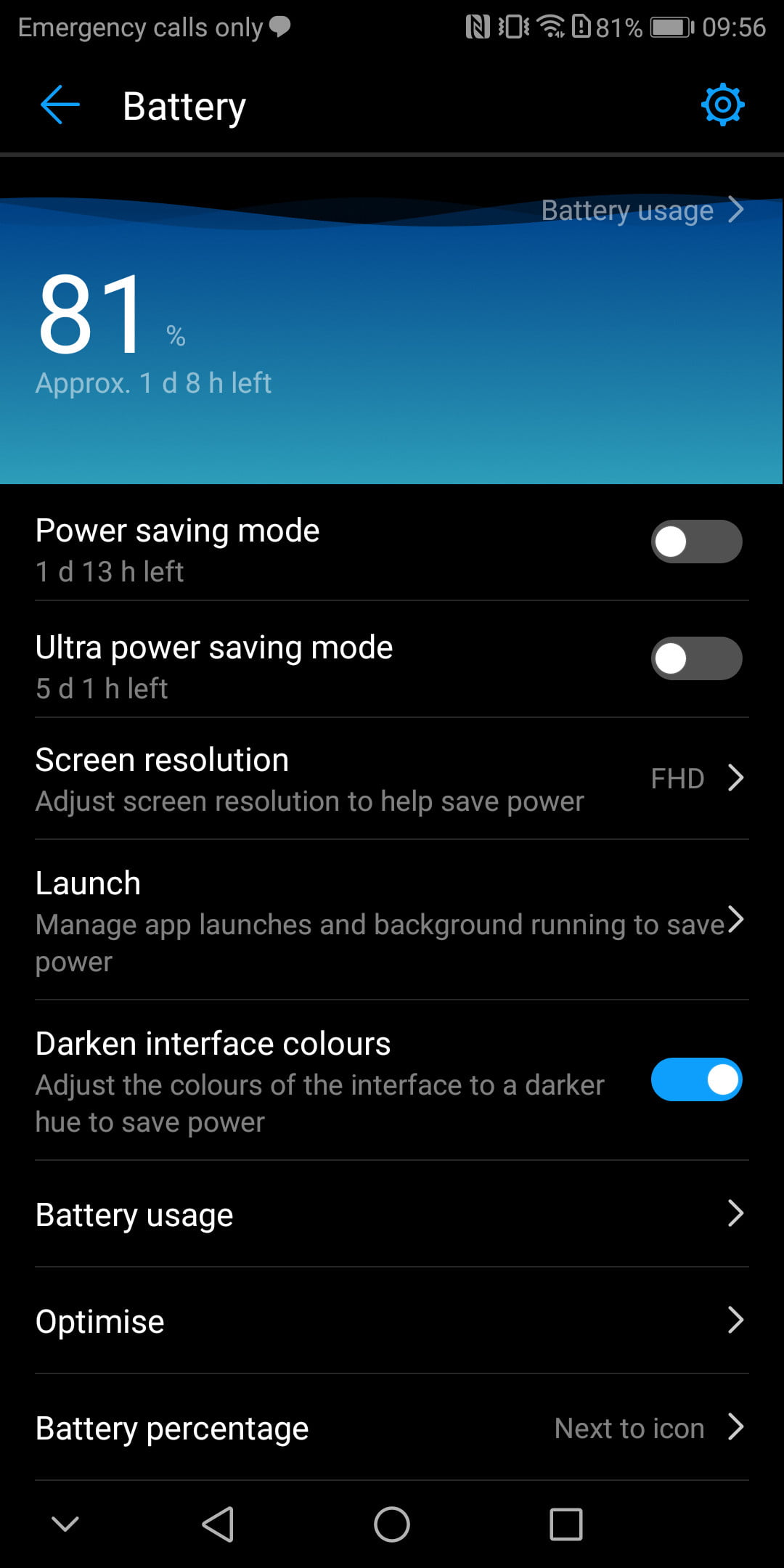 How To Maximize The Huawei Mate 10 Pros Battery Life Digital Trends Flat Indicator Pro