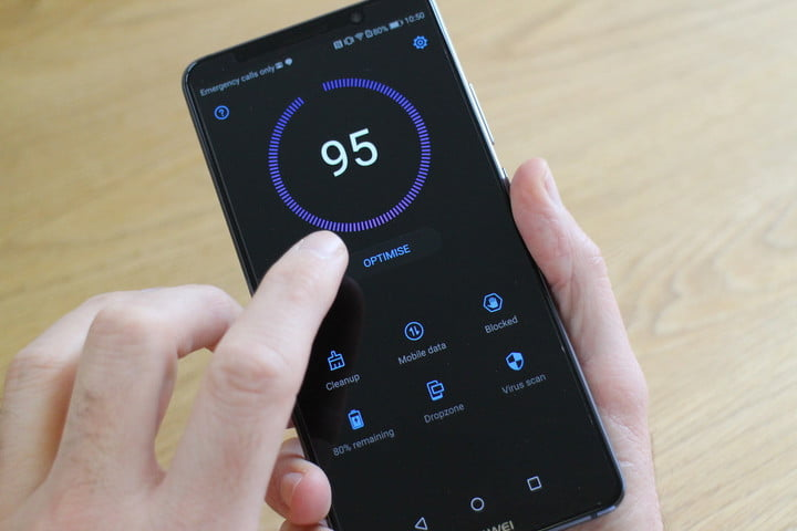 How to Maximize the Huawei Mate 10 Pro's Battery Life | Digital Trends