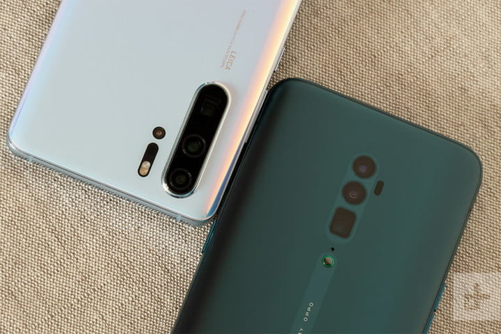 Oppo Reno 10x Zoom vs. Huawei P30 Pro camera shootout: Zooming in on the action