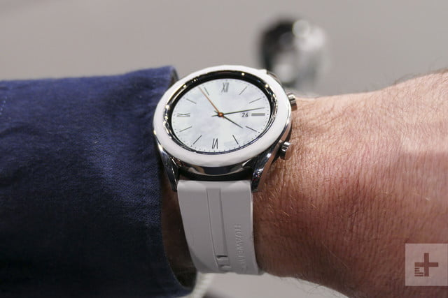 Huawei Watch GT Elegant and Active hands-on
