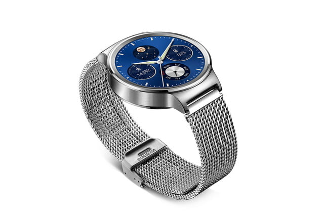 huawei watch news stainless mesh right angle
