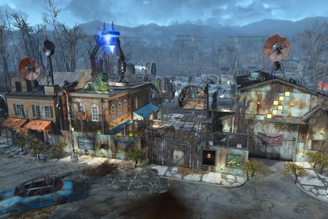 The Best 'Fallout 4' Settlements and Structures | Digital Trends