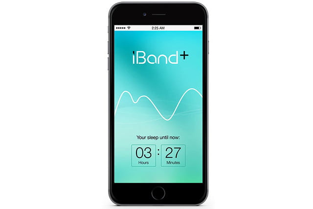 iBand+ app