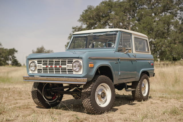 Can T Wait For The New Ford Bronco Icon Is Reviving Original