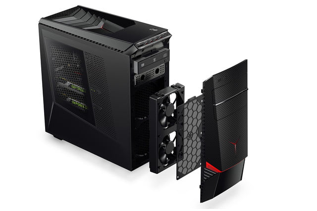 lenovo y series gaming hardware ifa 2015 ideacenter y900 12