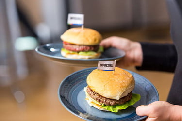 The FDA Officially Deems the Impossible Burger Safe for Consumption