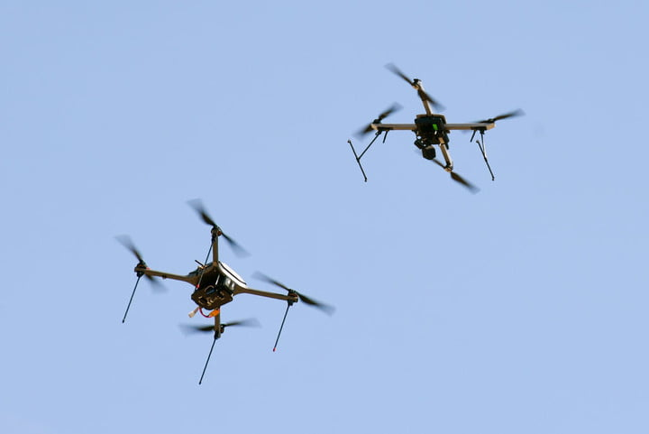 Delivery drones: NASA to test advanced traffic control system for cities
