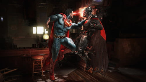 Injustice 2' Review   The perfect fighting game for solo