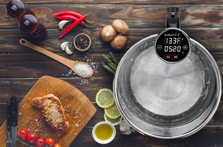 Amazon takes 31% off of the Instant Pot Sous Vide for Prime Day 2019