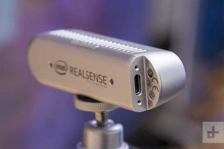 intel realsense review usb