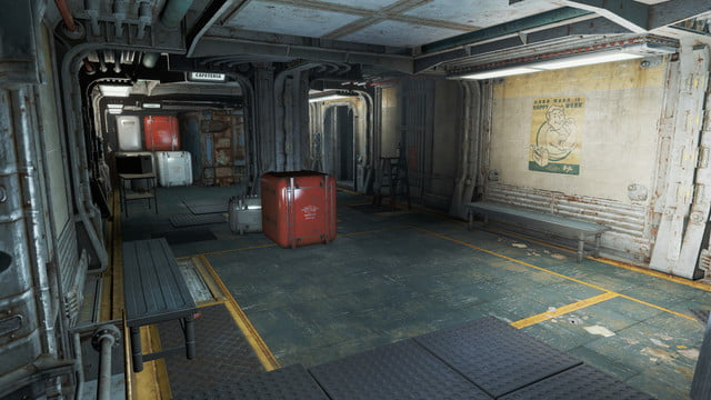 enter the wasteland without leaving home with our 5k screenshots from fallout 4 interiors5