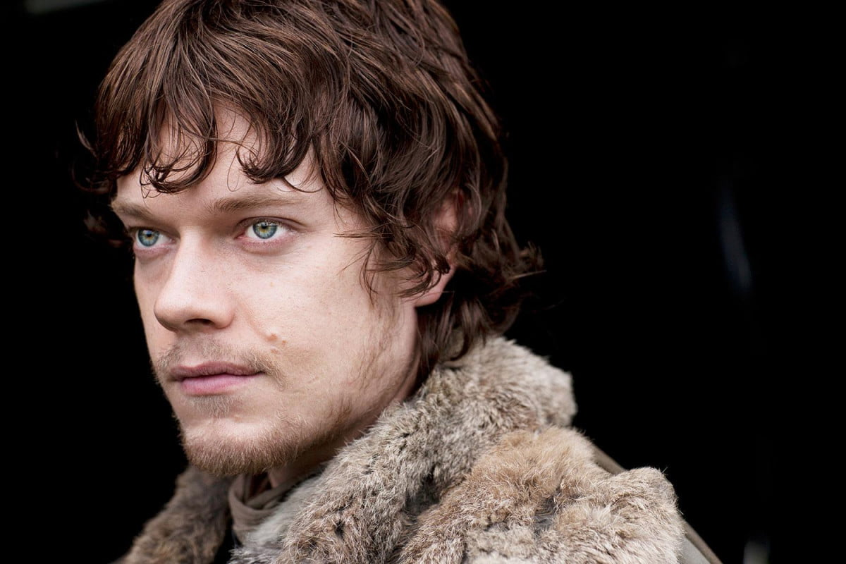 Interview Alfie Allen Game of Thrones
