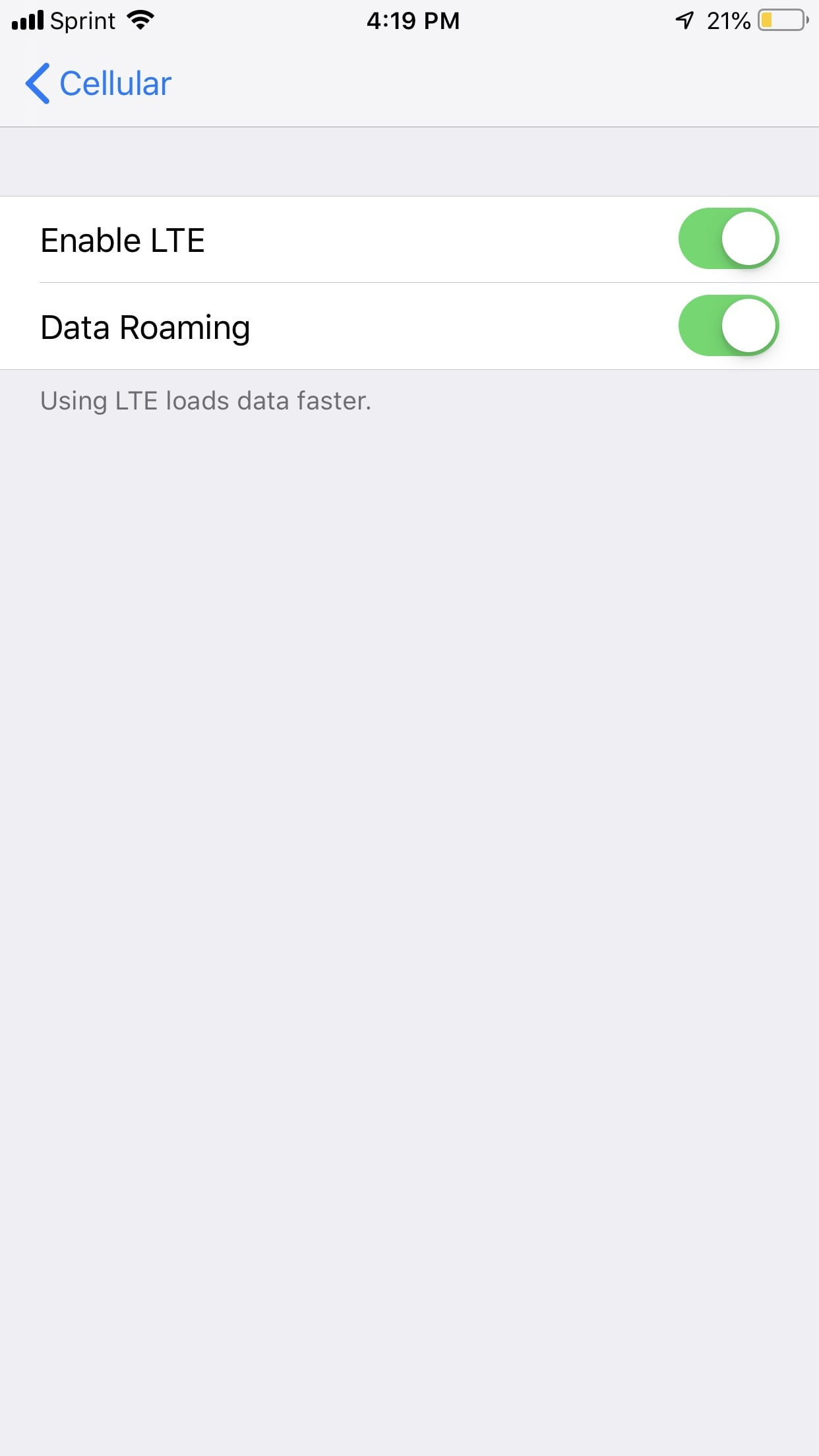 How to Check Data Usage on an iPhone or iPad | Digital Trends