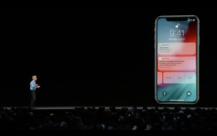ios 12 features release date notifications thread