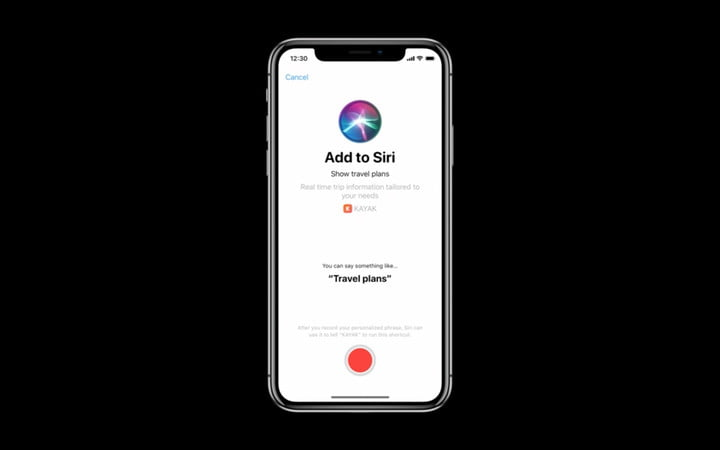 ios 12 features release date siri shortcut app