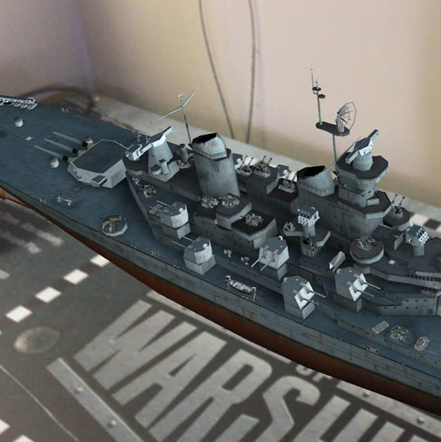 Augmented Reality Brings WWII To Life On Board The USS Iowa