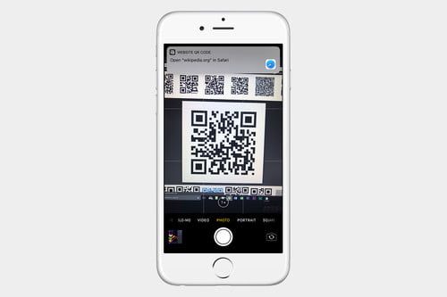 How to Scan a QR code | Digital Trends