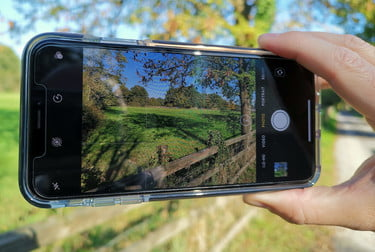 How to take a frame from an iphone video long can you