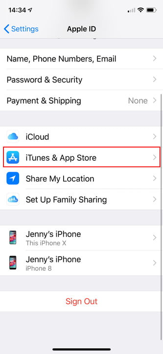 how to cancel subscriptions on an iphone sub 3