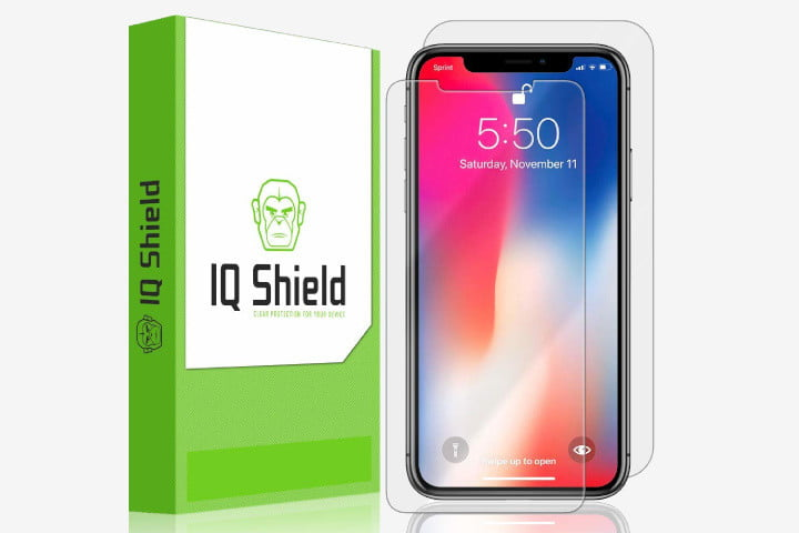 outlet store c8e96 15d13 The Best iPhone XS Max Screen Protectors | Digital Trends