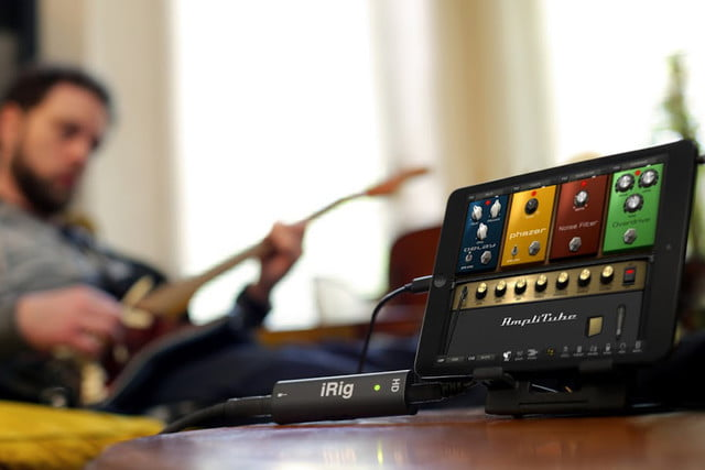 IK Multimedia iRig 2 Guitar Interface