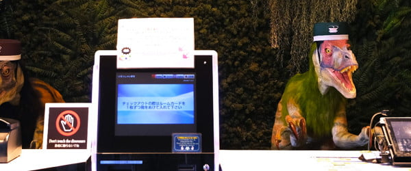 A Japanese hotel fires half its robot staff for being bad at their jobs