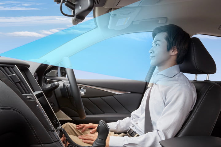 Nissan claims its upgraded ProPilot system enables hands-off highway driving