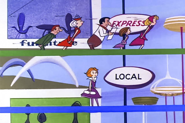 The Jetsons Technology Not Perfect