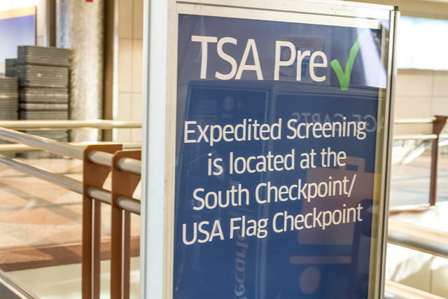 tsa facebook messenger join precheck