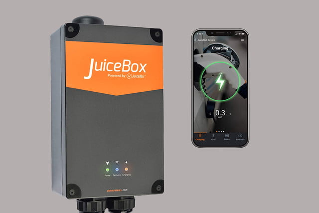 amazon cuts prices of juicebox and chargpoint level 2 home ev chargers pro 40 charger  1