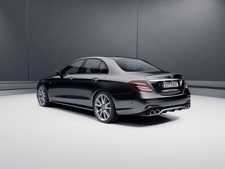 2019 mercedes amg e 53 lineup gets new 48 volt system and inline six sedan