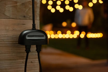 The Kasa Outdoor Smart Plug By TP-Link Delivers Weatherproof