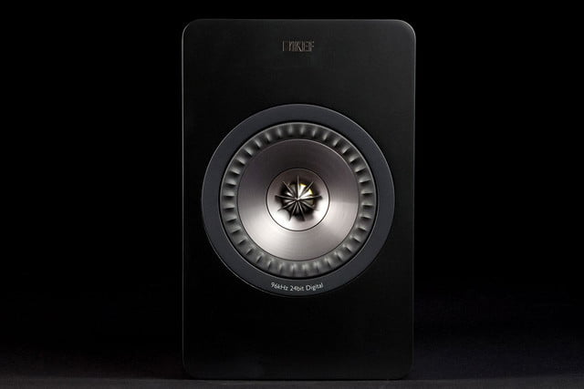 KEF X300 A review front