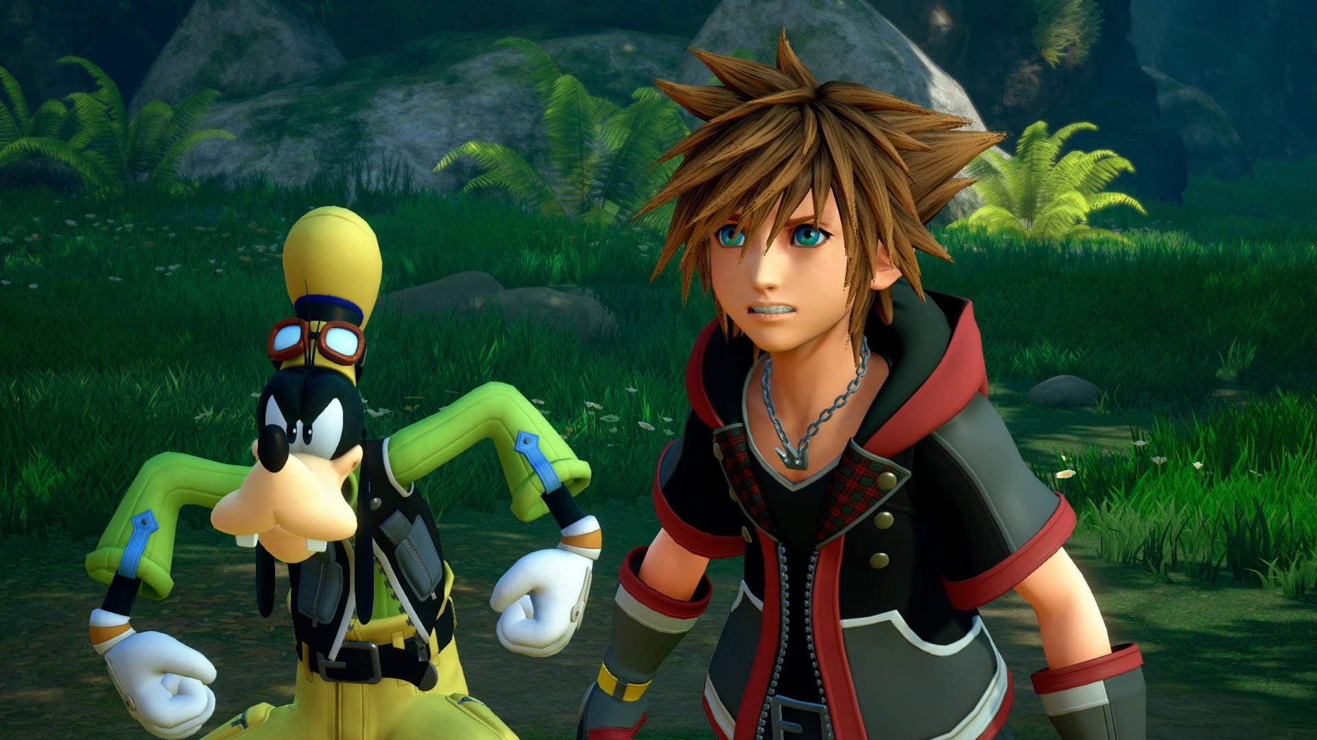 Full Kingdom Hearts 3 Ending Won T Be In Game At Launch Digital Trends