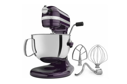 Wondrous These Kitchenaid Stand Mixers Get Hefty Price Cuts For Prime Interior Design Ideas Lukepblogthenellocom
