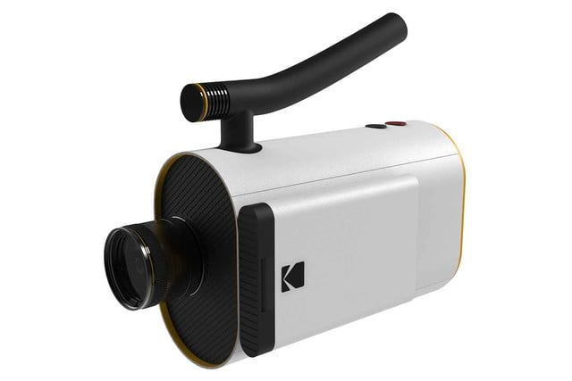 kodaks new super 8mm film camera merges past with future kodak 8 21