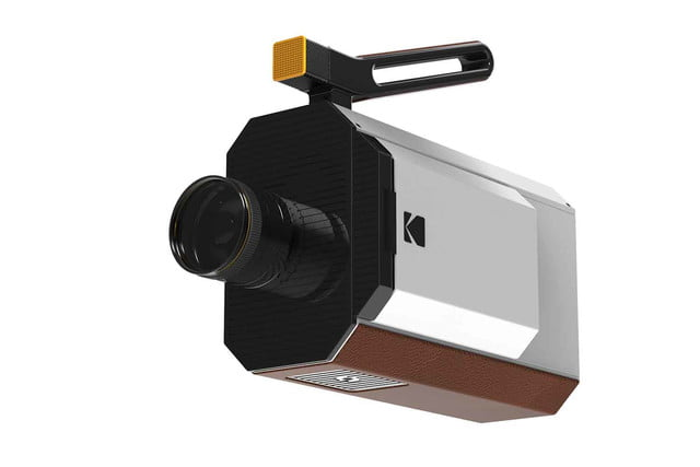 kodaks new super 8mm film camera merges past with future kodak 8 32