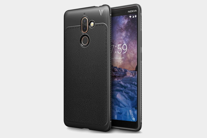 best nokia 7 plus cases kugi
