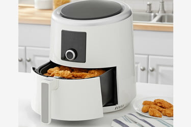 Walmart Cooks Up Affordable Air Fryer Deal, Now Only $39 From
