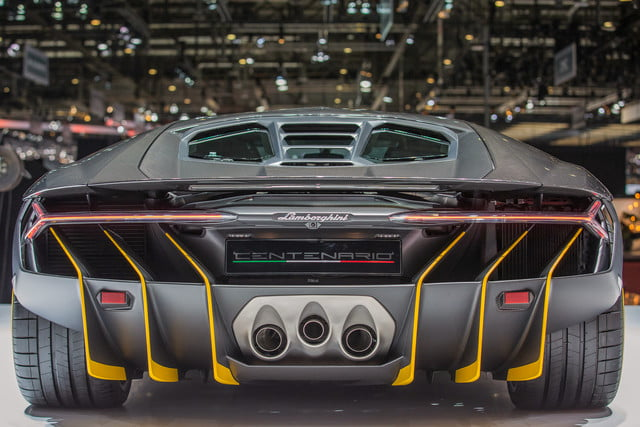 Lamborghini Is Rewriting The Rules On Carbon Fiber Digital Trends