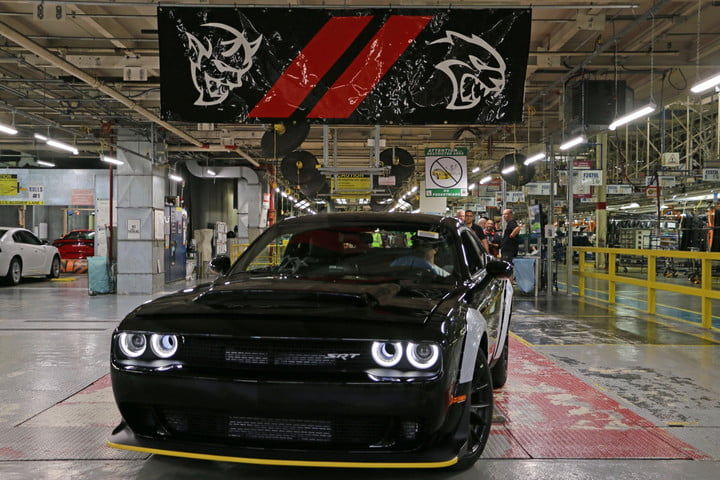 Last Dodge Challenger SRT Demon