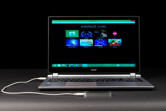 leap motion controller review front