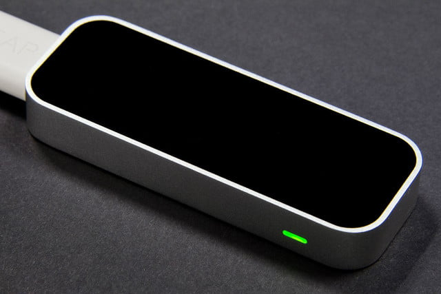 leap motion controller review front angle