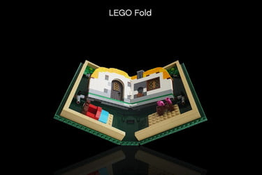 Lego Surprises With the Lego Fold, its Antidote to Folding Phone
