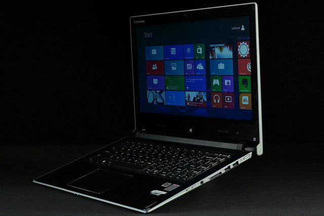 Lenovo Flex 14 open life profile