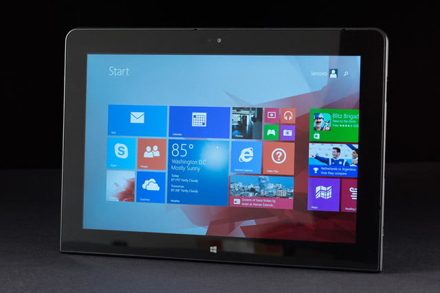 Lenovo ThinkPad 10 review: Amazing for a Windows 8 Tablet | Digital