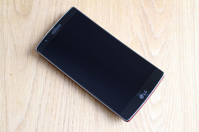 LG G Flex2 screen off