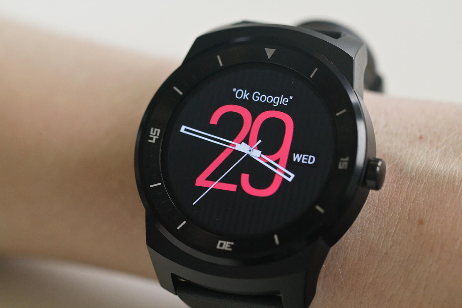 LG G Smartwatch R Review